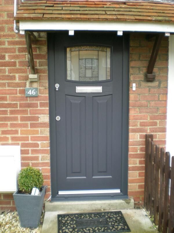 What 39 s the difference between a upvc and composite door for Back door styles