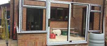 parlett conservatory frame